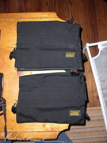 Closeups Kinesis Bags