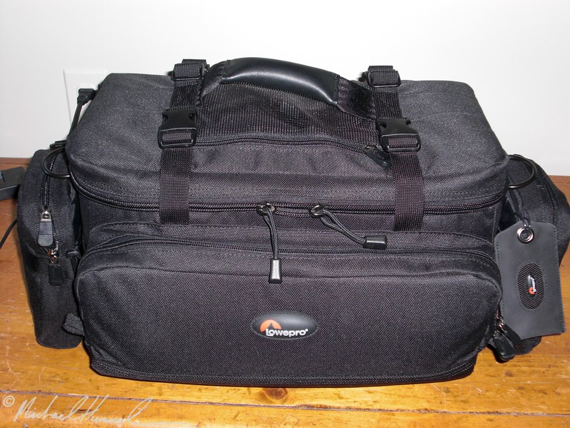 Lowepro Magnum AW (closed)