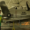 Liam's favorite plane at the museum.