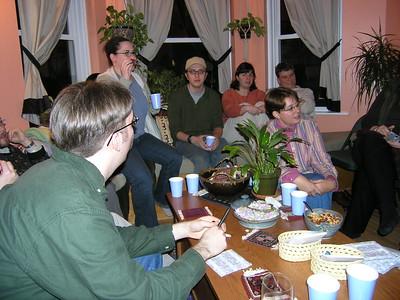 Lars, Christine, Chris, Karen, Greg, Cheri