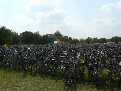 The Sea of Bikes
