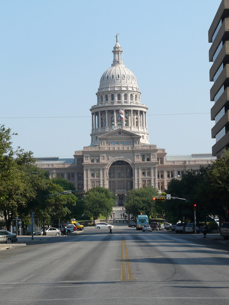 Capitol - a few blocks from the Hotel