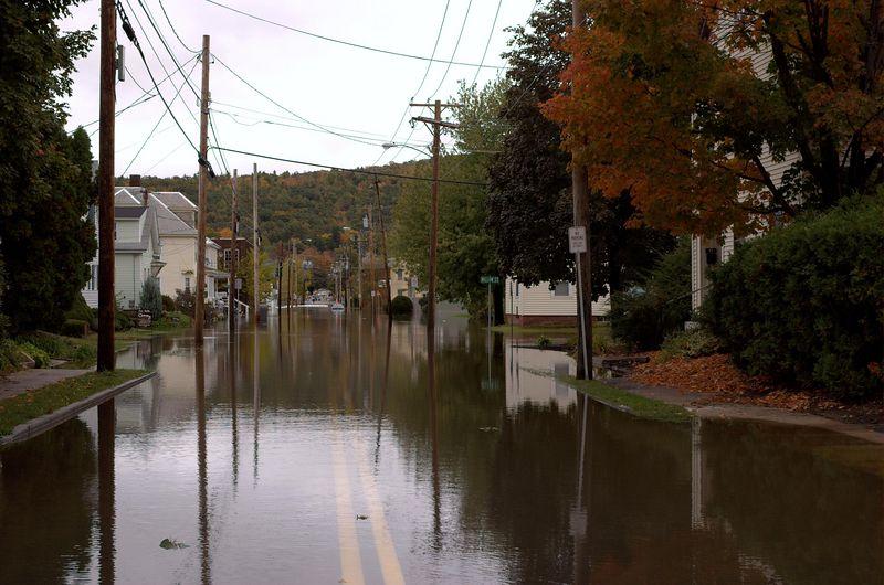 Water Street...