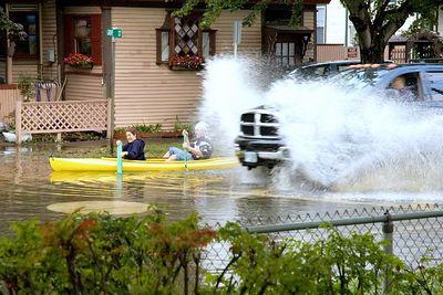 Keene Flood - October, 9 2005