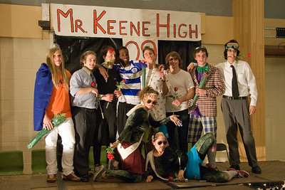 Mr. Keene High School 2009