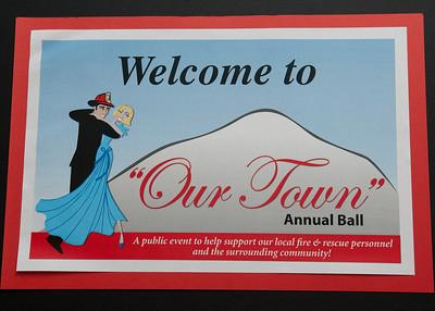 """2009 """"Our Town"""" Annual Ball"""