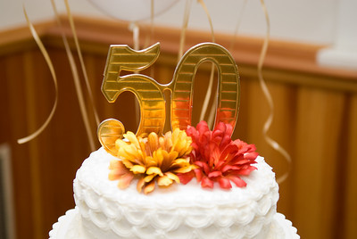 Roger & Ellie's 50th Anniversary