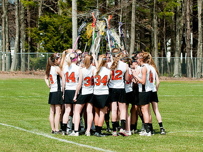 KHS Girls LAX 2011