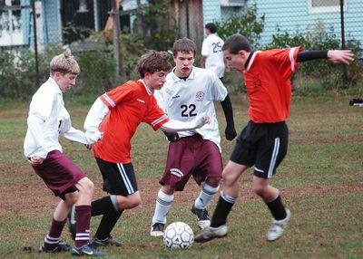 Keene Freshman Soccer Tourney 2005