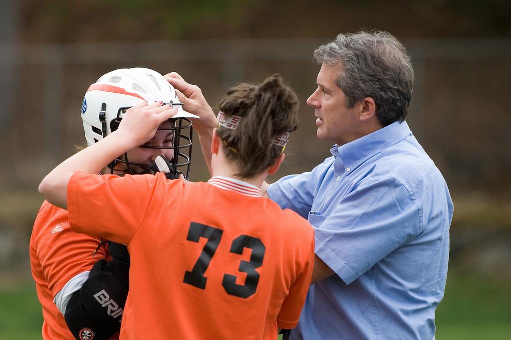 Coach McBeth, Megan, Erin
