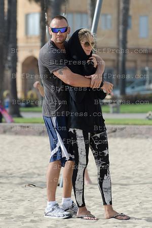 Happiness for Heidi Klum and Martin Kristen