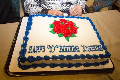 Happy 90th Birthday Grandma Josephine