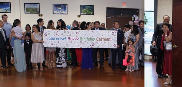 Happy Birthday Carmen!