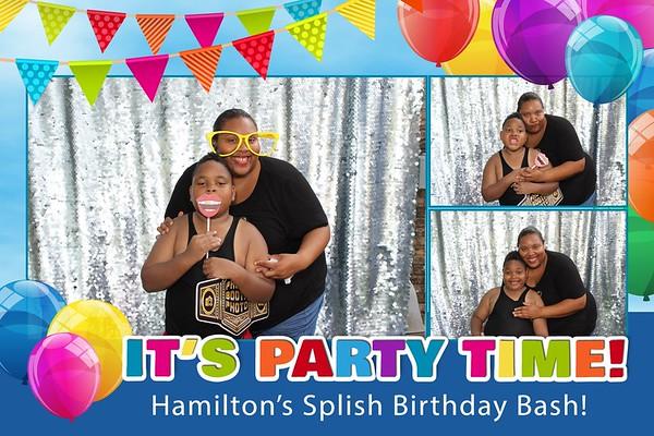 Happy Birthday Hamilton 6.3.17
