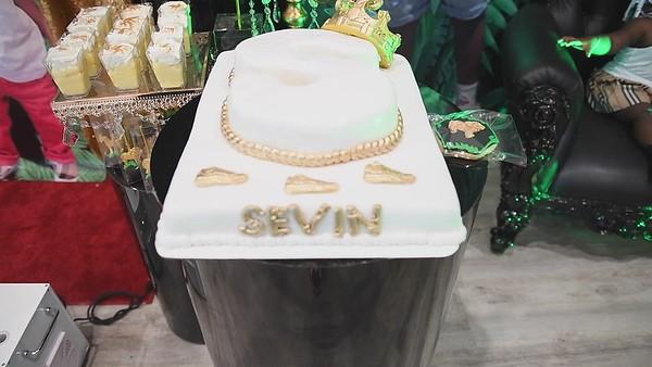 SEVIN 7TH BIRTHDAY