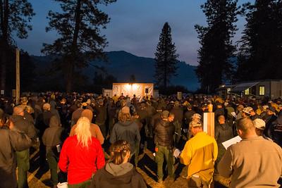 Happy Camp Complex, Klamath NF, CA, 2014