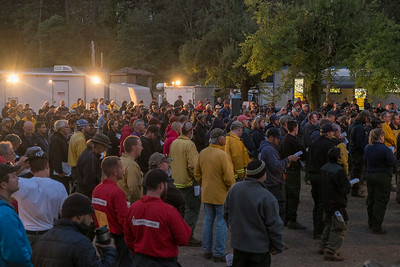 Happy Camp Complex, Zone 1, SoCal IMT 3-Wakoski;  Klamath NF, CA, 2014