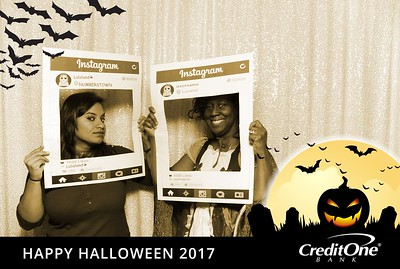 Happy Halloween 2017 Credit One Bank (1of2)