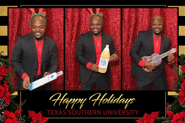 Happy Holidays Texas Southern 12.19.17