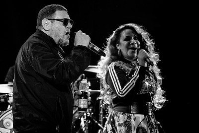 Happy Mondays, Shaun Ryder and Rowetta