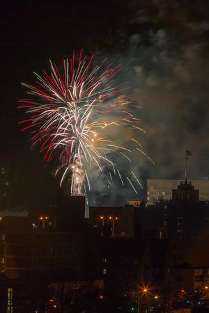 Fireworks - White Plains, NY