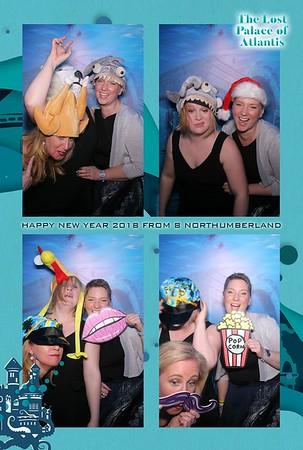 Happy New year 2018, 8 Northumberland