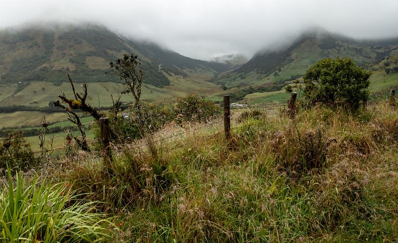 Andes Scene