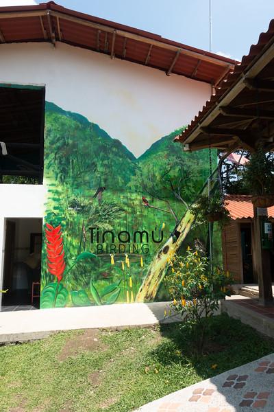 Tinamu Lodge