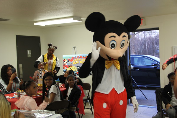 Happy 1st Birthday Maison love Mickey Mouse
