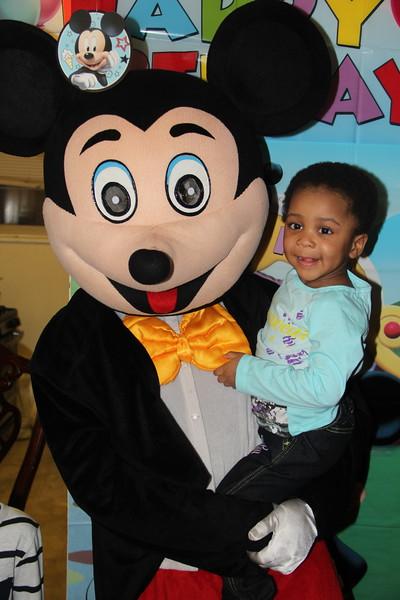 Happy 3rd Birthday Emani Love Mickey 2018