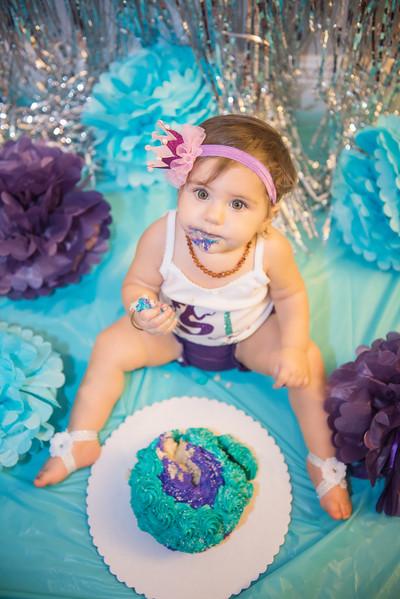Briella's 1st Birthday August 2017