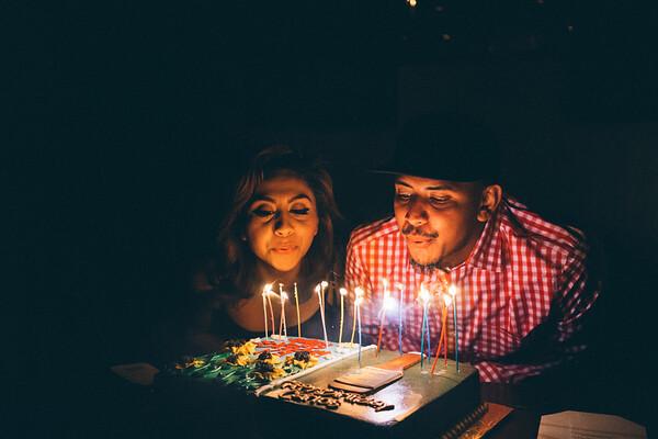 Kaory & Carlos's Birthday Party