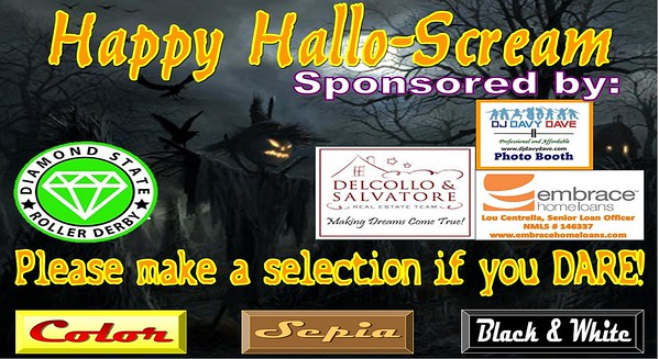 Happy Hallo-Scream 2016