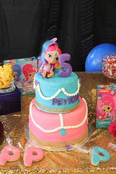 Happy Birthday Peyton love Shimmer and Shine