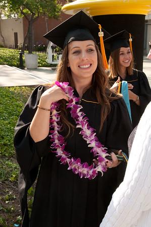 Kelly Williamson Graduation