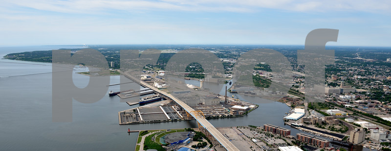Port of Milwaukee June 2016
