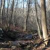 Baisman Run upstream of USGS guage at Ivy Hill Road