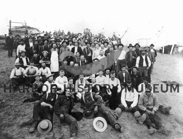 Fisherman's Camp, San Juan Island