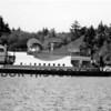 Ferry Skansonia at Bainbridge Ferry Facility