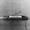 Ferry Skansonia sailing near Gig Harbor