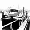 """Reliance"" built at Crawford Shipyard in Gig Harbor, 1930 for Frank Semetovich<br /> Powered by 90 HP Atlas Imperial Diesel - later 343 Cat.; length 65'<br /> Now owned by Bogdonovich and located in Everett (1996)<br /> Sister ship to Lee Makovich Sr.'s ""Advocator"""