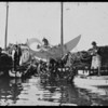 Date: early 1900s<br /> Source: Nellie Erickson<br /> Info: Early Gig Harbor fishing boats in northern fishing grounds