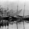 Lumber Tall Ship Vine at Gig Harbor Mill