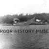 "Steamer ""Tyconda"" with pilot house raised; Tacoma/Henderson Bay run."