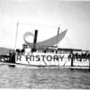 "Steamer ""Tyconda"" built by Loring Bros. for Tacoma/Henderson Bay run."