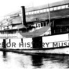 "Steamer ""Tyrus"" moored at Tacoma Pier #4."