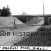 Gig Harbor overpass, 1951.