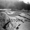 Near Chambers Creek, Steilacoom<br /> 1949 Earthquake  13 April