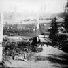 Crescent Creek Bridge and Railroad Crossing