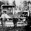 Pierce Co road Crew.  Jr MvKenzie, James Commers, Karl S. Adolph